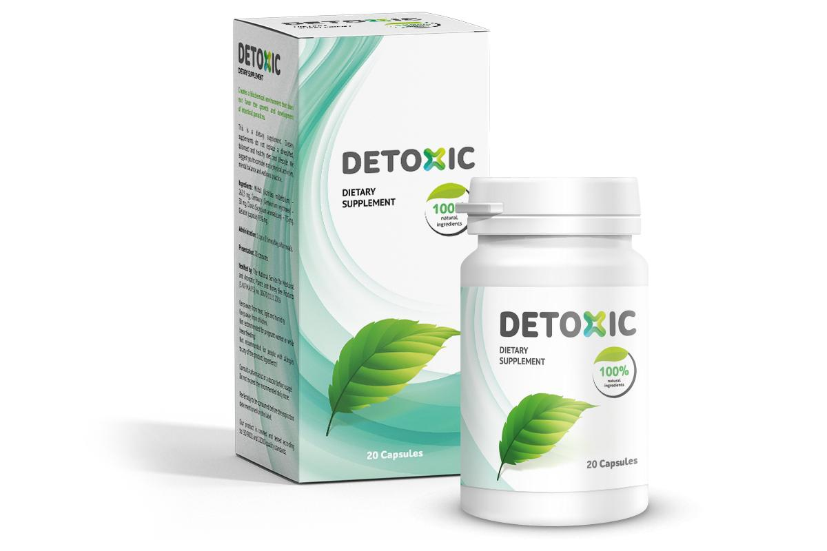 detoxic купить в аптеке в москве цена